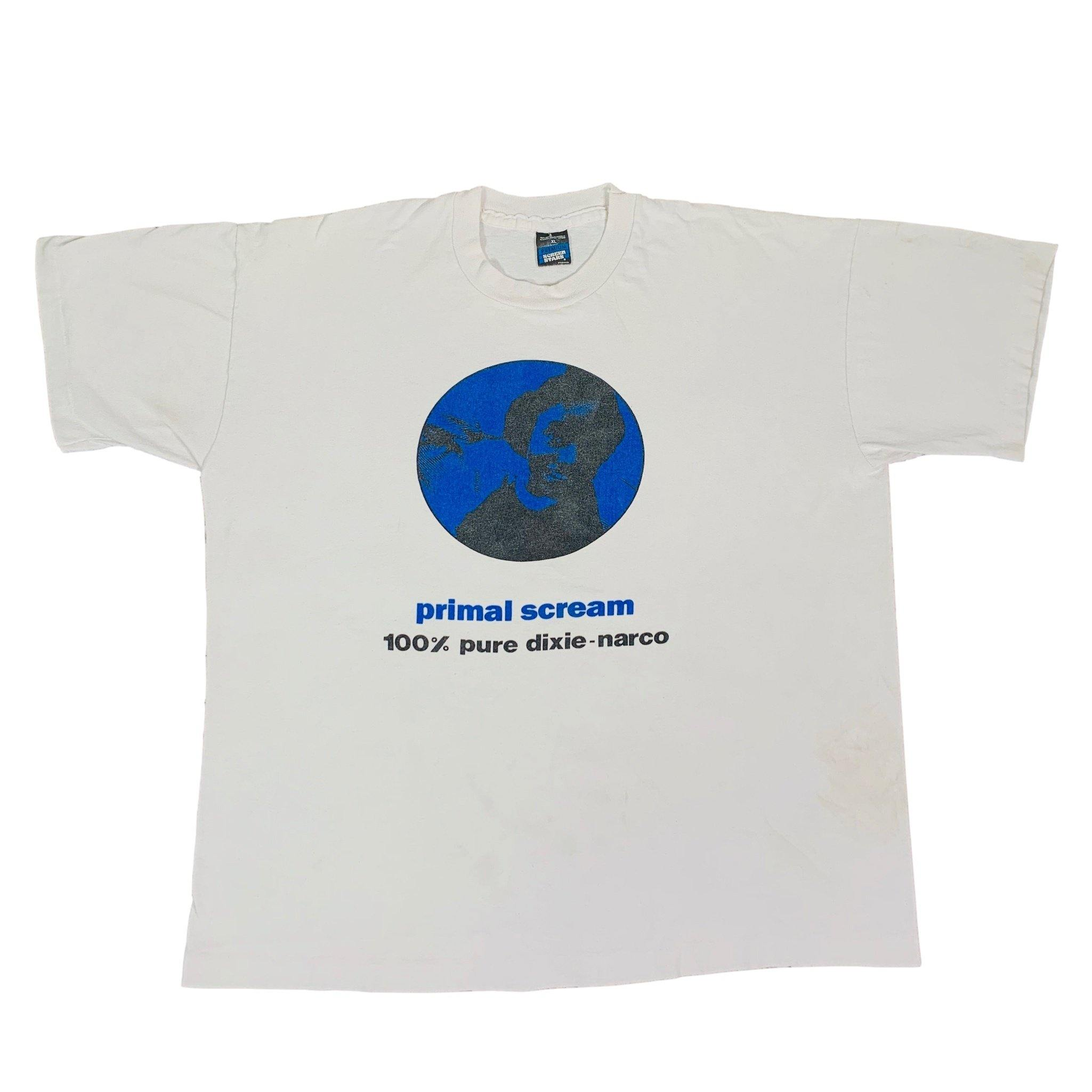 "Vintage Primal Scream ""Dixie-Narco EP"" T-Shirt"
