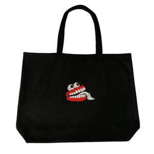 Joint Custody Canvas Tote Bag