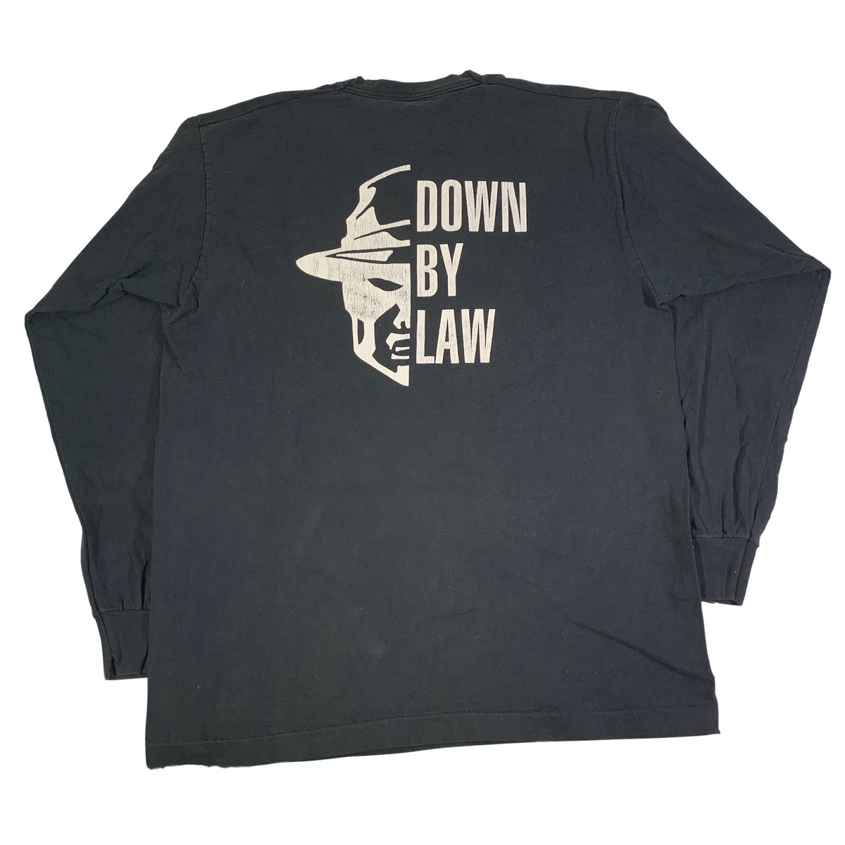 "Vintage Down By Law ""3-Sided"" Long Sleeve Shirt"