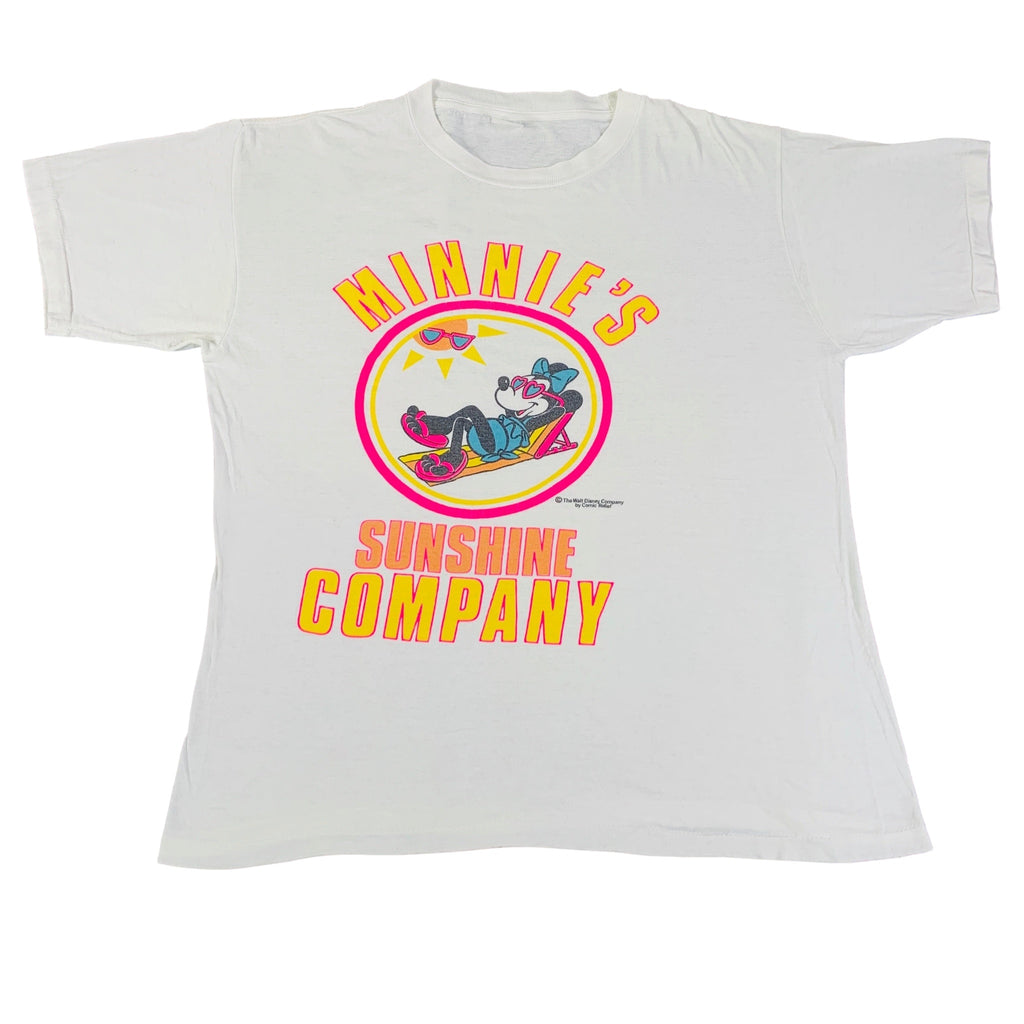 "Vintage Minnie Mouse ""Sunshine Company"" T-Shirt"