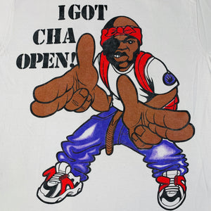 "Vintage Black Moon ""I Got Cha Opin!"" T-Shirt"