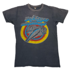 "Vintage Bob Seger & The Silver Buller Band ""Touring Against The Wind"" T-Shirt"