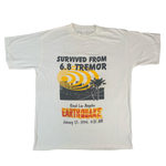 "Vintage Los Angeles Earthquake ""1994"" T-Shirt"