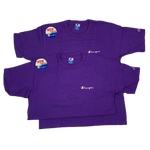 "Vintage Purple Champion ""Logo"" T-Shirt Pack"