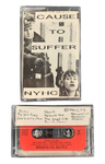 "Vintage Cause To Suffer ""NYHC"" 1994 Demo Tape"