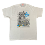 "Vintage The New York Pigeons ""NYC"" T-Shirt"