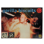 "Vintage Gorilla Biscuits ""Revelation Récords"" Promotional Foam Core Poster"