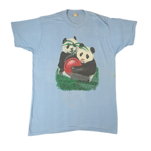 Vintage original Washington D.C. Smithsonian National Zoo Pandas Shirt
