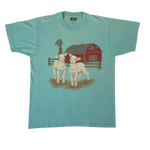 "Vintage Lambs ""Red Barn"" T-Shirt"