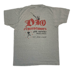 "Vintage Dio ""Pyrotechnics"" T-Shirt"