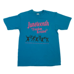 "Vintage Juneteenth ""Freedom Revisited"" T-Shirt"