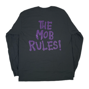 "Vintage The Rival Mob ""The Mob Rules!"" Long Sleeve Shirt"