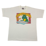 "Vintage Computersaurus Rex ""Keyboard"" T-Shirt"