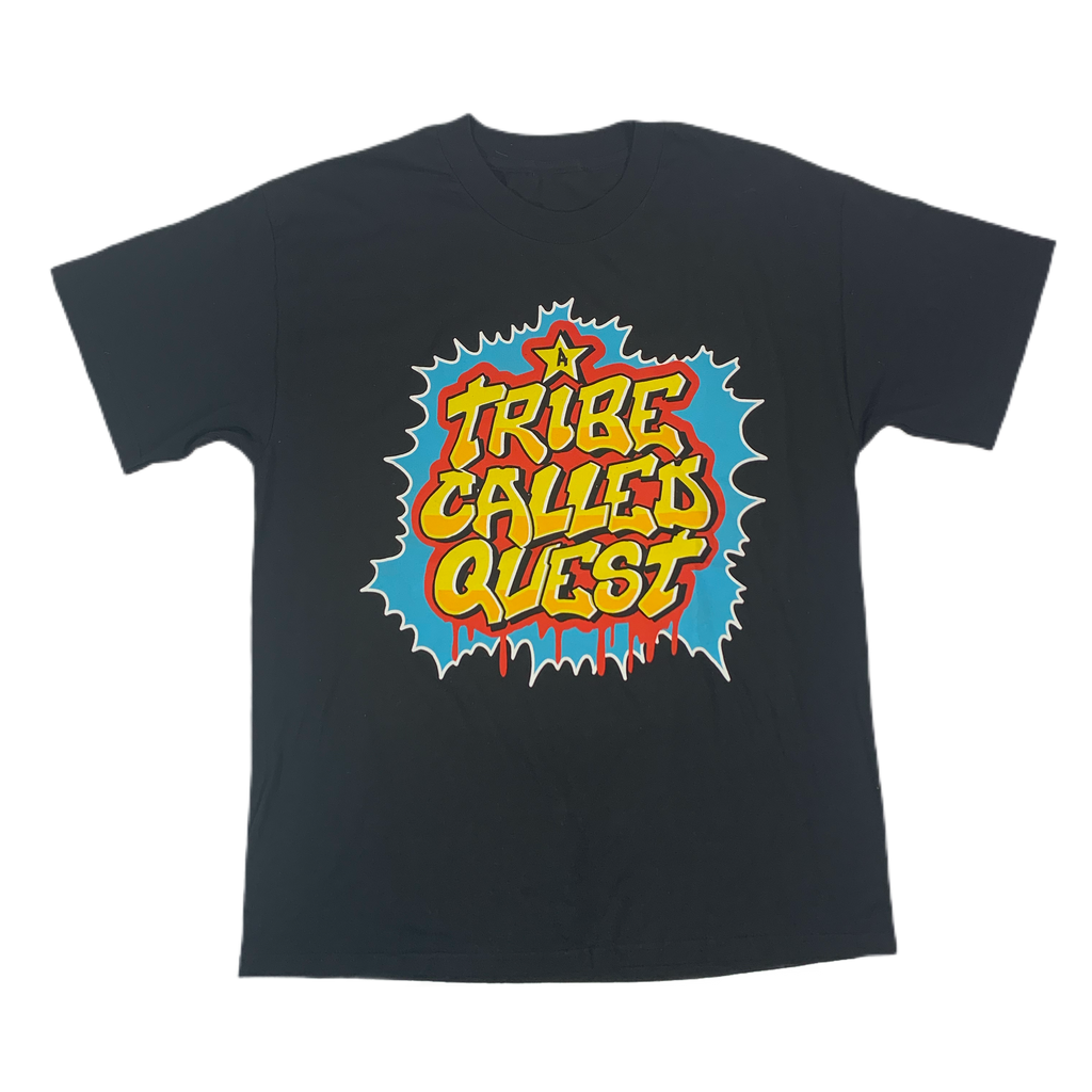 "Vintage A Tribe Called Quest ""Logo"" T-Shirt"
