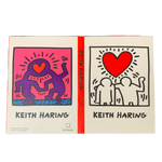 "Vintage Keith Haring ""Estate"" 10 Notecards And Envelopes"