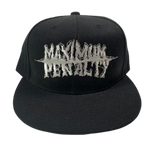 "Vintage Maximum Penalty ""NYHC"" Fitted Hat"