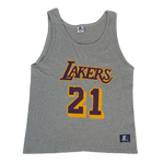 "Vintage Los Angeles Lakers Michael Cooper ""Starter"" Tank Top"