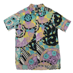 "Vintage Gotcha ""All Over"" Print Camp Shirt"