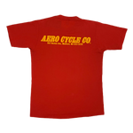 "Vintage Aero Cycle Co ""Massachusetts"" T-Shirt"