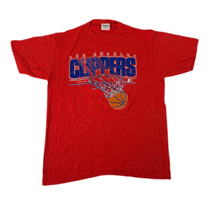 "Vintage Los Angeles Clippers ""Starter"" T-Shirt"