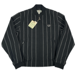 "Vintage Fred Perry ""Pinstripe"" Bomber Jacket"