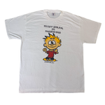 "Vintage Calvin And Hobbes ""DC"" T-Shirt"