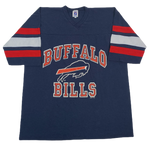 "Vintage Buffalo Bills ""Logo 7"" Football Jersey"