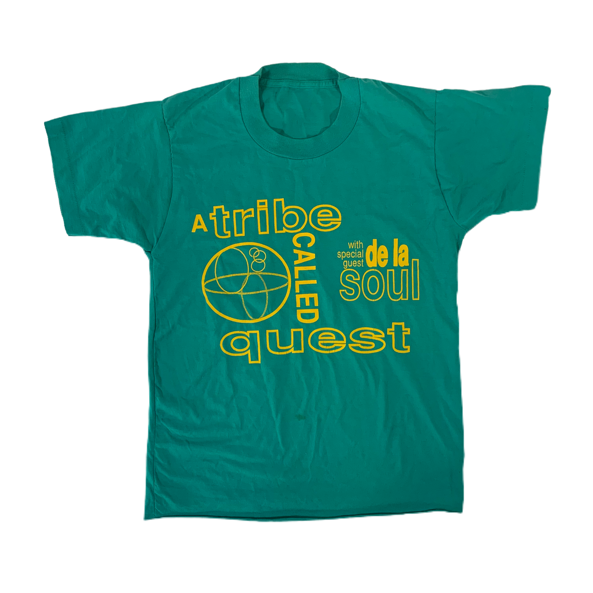 "Vintage A Tribe Called Quest De La Soul ""Student Union Ballroom"" T-Shirt"
