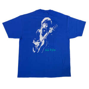 "Vintage Bob Dylan ""On The Tracks Zine"" T-Shirt"
