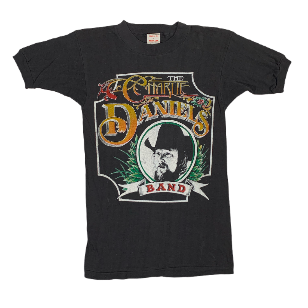 "Vintage The Charlie Daniels Band ""70s"" T-Shirt"