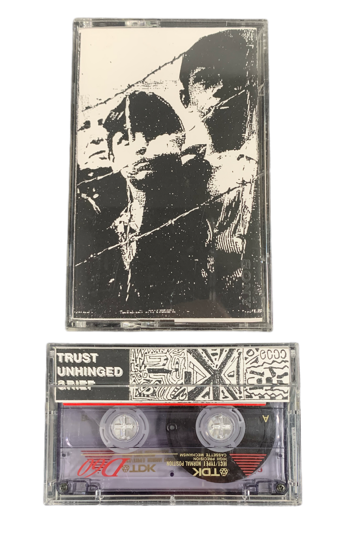 "Vintage Subjection ""Moments Of Life"" 1994 Demo Tape - jointcustodydc"