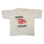 "Vintage Verbal Assault ""Europe"" Tour T-Shirt"
