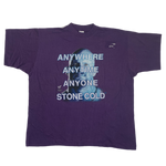 "Vintage Stone Cold ""Anywhere Anytime"" T-Shirt"
