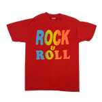 "Vintage Rock & Roll ""Puffy Ink"" T-Shirt"