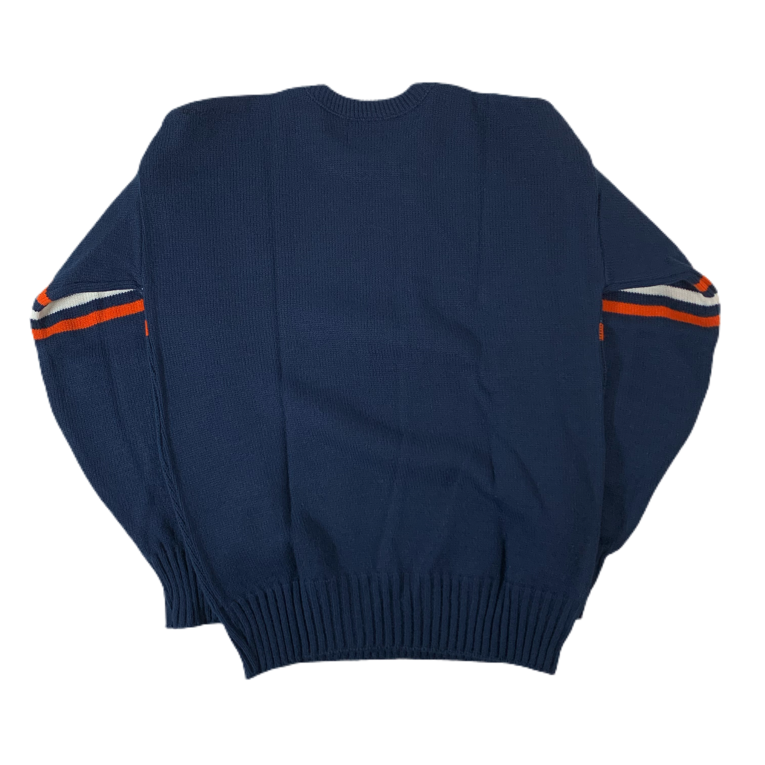 "Vintage Chicago Bears ""Cliff Engle"" Knit Sweater"