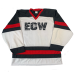 "Vintage ECW ""One Night Stand"" Hockey Jersey"