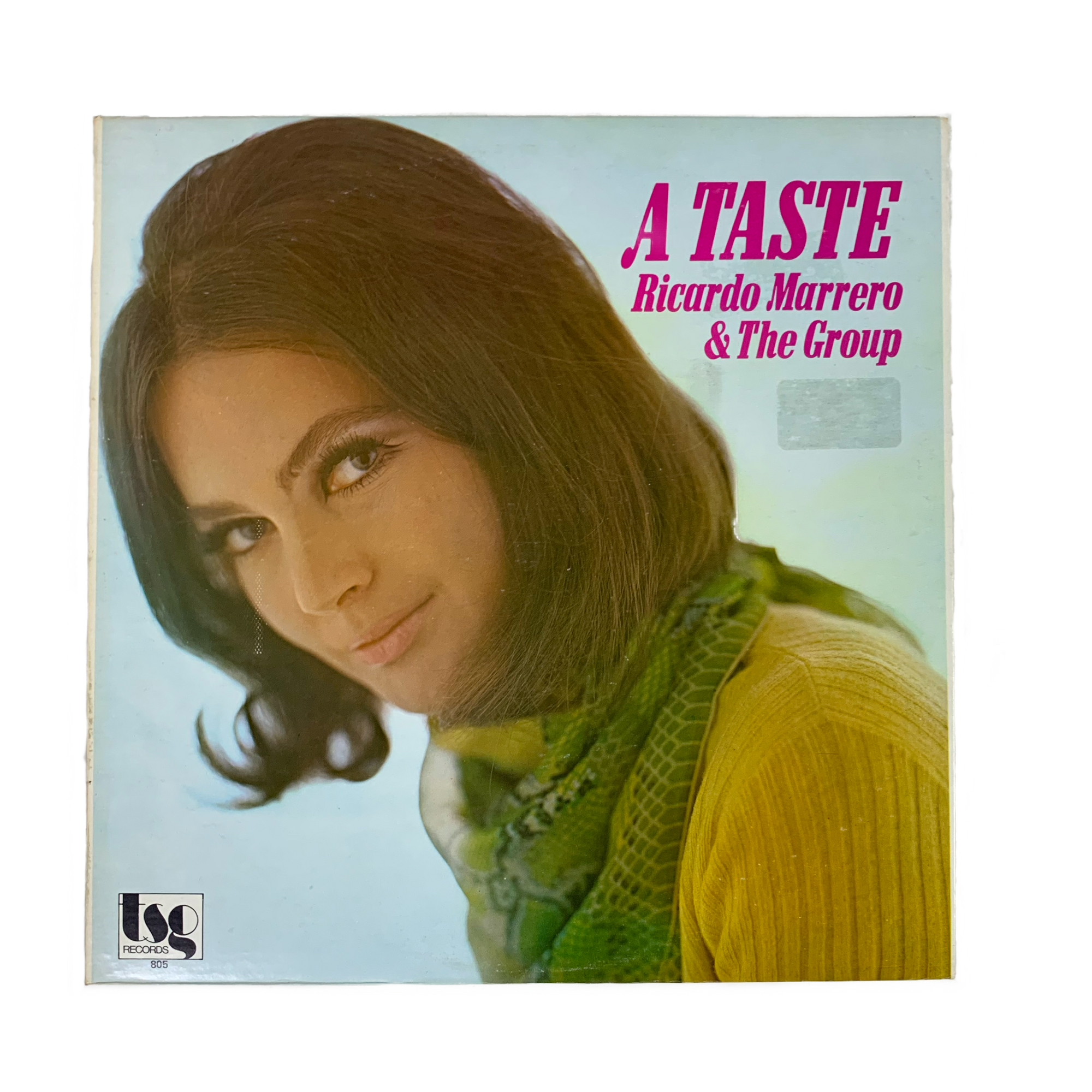 "Ricardo Marrero & The Group ""A Taste"" LP - jointcustodydc"