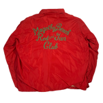 "Vintage Brook Robinson Magothy Beach ""Rod & Gun Club"" Windbreaker"
