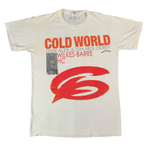 "Vintage Cold World ""Five The Hard Way"" T-Shirt"