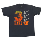 "Vintage Detroit Pistons ‎""3 The Hard Way"" T-Shirt"