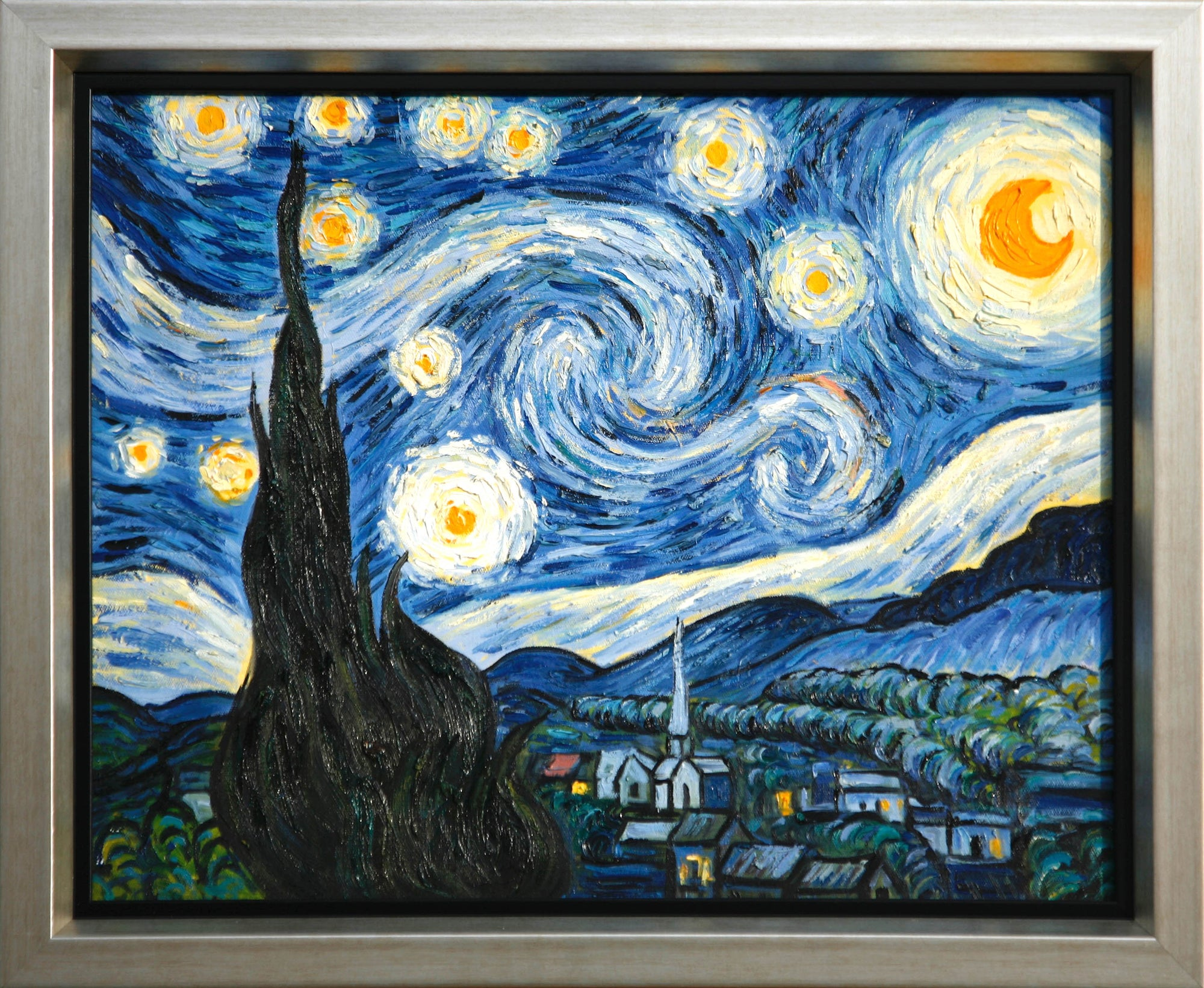 Van Gogh The Starry Night