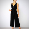 ELEGANT V NECK JUMPSUIT
