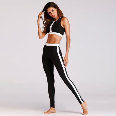 Top Sleeveless Yoga Suits