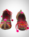 Hand Embroidery Rajasthani traditional sandle