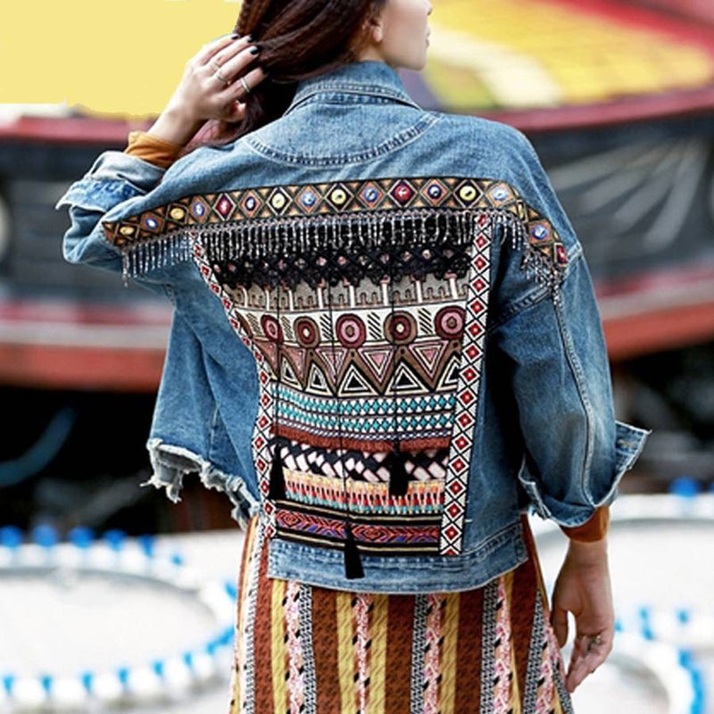 Denim Vintage Jacket