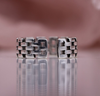 PUNK OPEN ADJUSTABLE RING