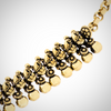 GOLDEN WHIRL NECKLACE