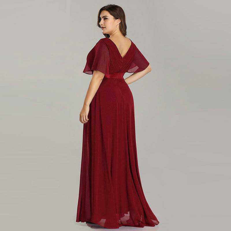 Plus Size Elegant Dress