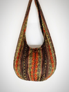 WOVEN BOHO SHOULDER BAG
