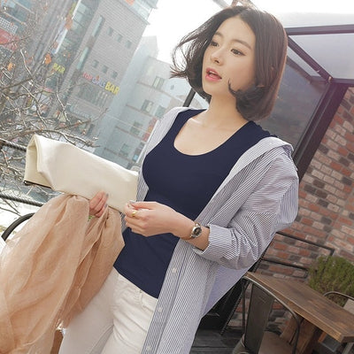 Short Sleeve Cotton Top